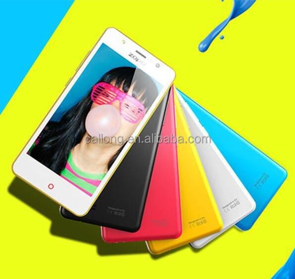 2015 hottest 4G android 5.0 lollipop dual china mobile phone for Europe Market