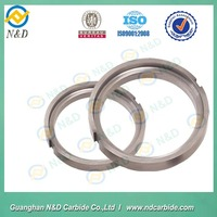 Tungsten Carbide Sealing Rings Cemented Carbide