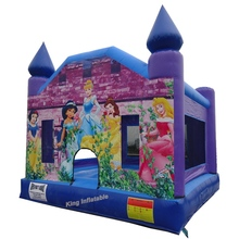 Top Quality Outdoor Rental Birthday Party Jumping Inflatable Castle For Sale
