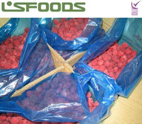 Wholesale China IQF frozen raspberry fruits 2014 new product