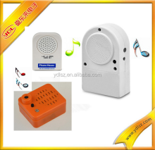motion activated voice player motion sensor music player