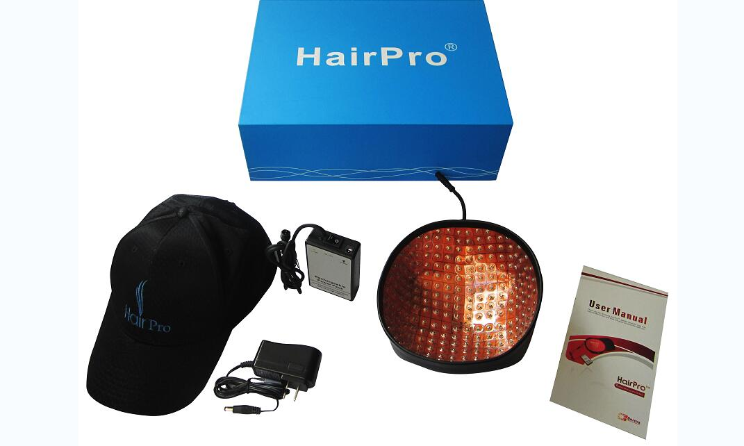 Hair laser cap -Anti-Hair loss, hair regrowth, hair rejuvenation---Home Use Laser Cap