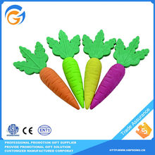 Online Sell Promotional Carrot Eraser for Stores