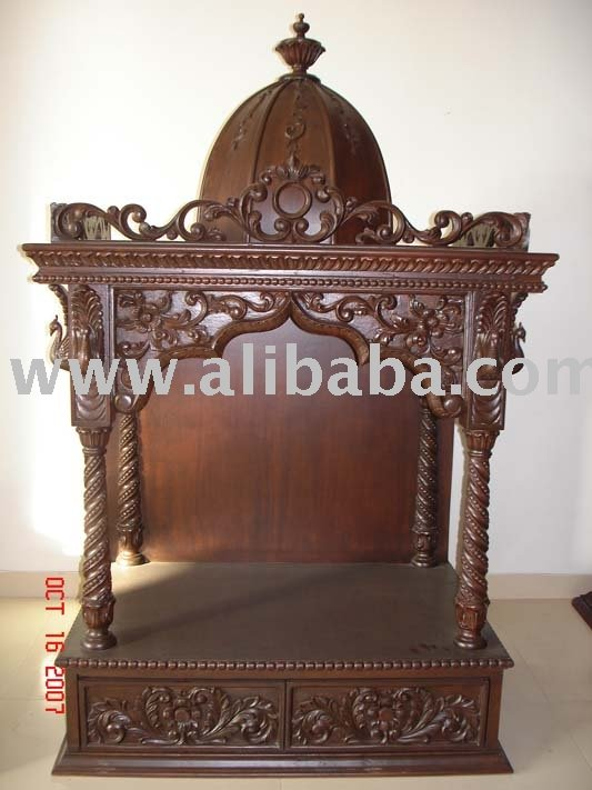 Indian Wooden Home Temple,(mandir_ / _altar)   Buy Wooden Home Temple  Product On Alibaba.com