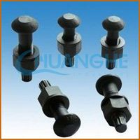 China Fastener Ball Head Bolt And