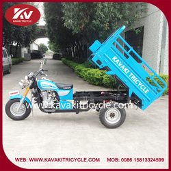 Hot sale Africa market standard configuration air-cooled adult cargo tricycle