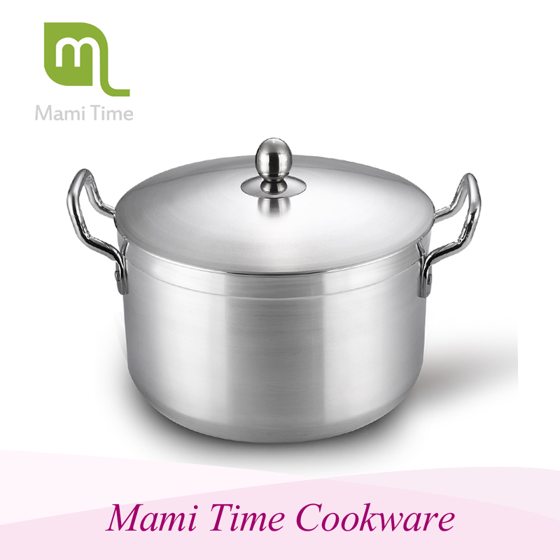 Economic and Reliable palm restaurant stock pot Various uses