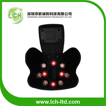 infrared heat knee massager