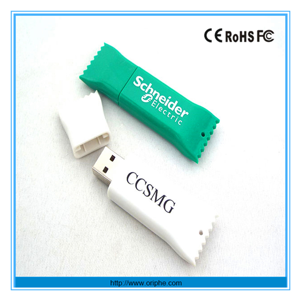 Hot fashion promotional otg usb flash drive with logo 3.0