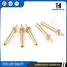 latest produc factory supply self tapping knurled brass insert nut