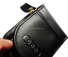 High Quality Geninuie Leather Car Key Case for Men