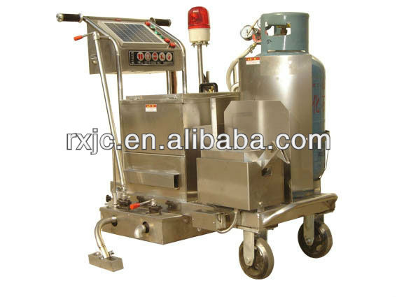 New road construction machine/Solar crack sealing/pouring machine