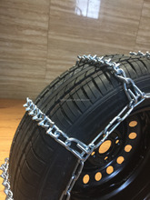 HY Cheap Price Super Quality 12Mm A3 Steel Univeral Kn Series Plastic Snow Chain