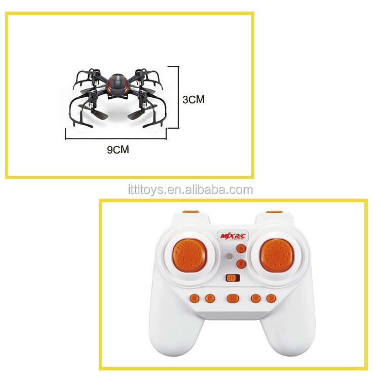 X-Series MJX X902 2.4G Mini Rc Quadcopter 4Ch 6-Axis mini drone