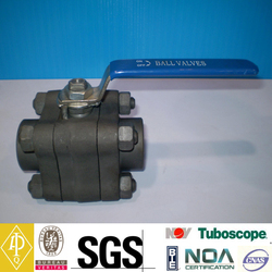 Ball Valve Class-150 ,Gear Operated to Use For Natural Gas