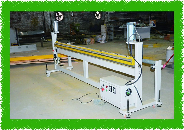 Poly sealing and cutting machine big bag making machine