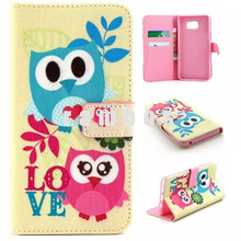 Note 5 Unique Customized Cell Phone Case Wallet Style PU Leather Card Slot Wholesale Cellular Flip Cover for Samsung Galaxy Note