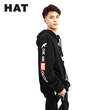 2018 Top Sale Mens Streetwear Sweater Hoodie Print Custom