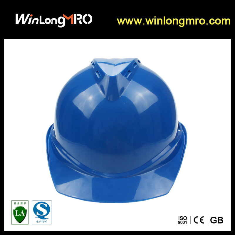 FX-03 EN397 proved v-guard industrial ABS ventilate safety helmet with chin strap