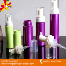 100ml foam bottle product packaging