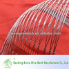 Bullet-proof stainless steel wire fence panel mesh