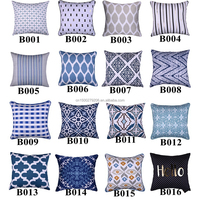 custom color design 3d digital print pillowcases fullprint decorative throw pillow designer cushion cover