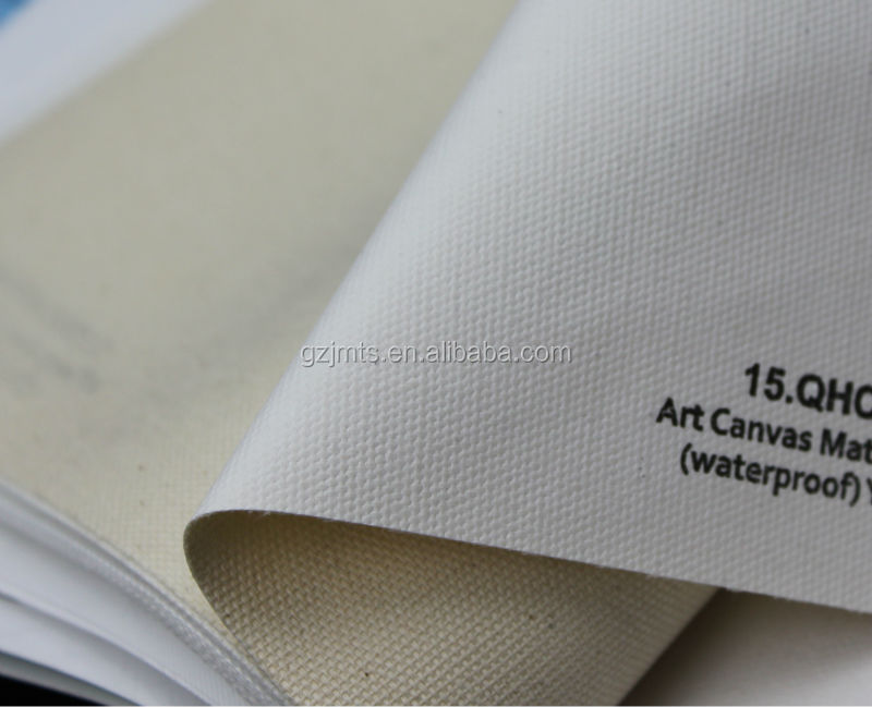 Digital Printing Textile Canvas and raw canvas material