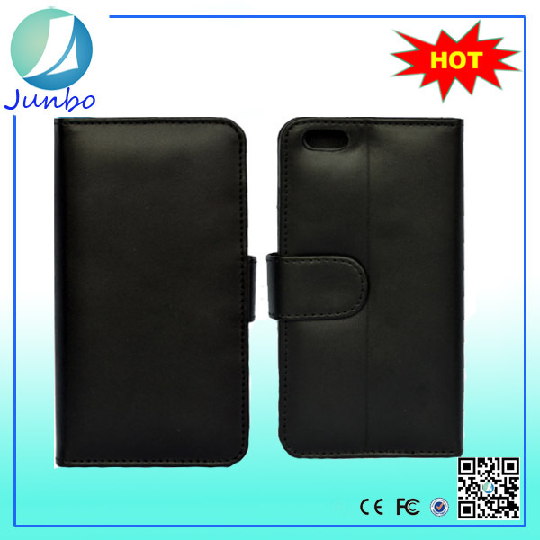 Aliexpress High Quality Leather Folding Wallet Case for iPhone 5 5s