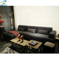 Japanese Style Sectional Sofa Couch Living Room Sofa Furniture Corner Sofa Model