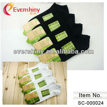 custom bamboo sock 100% socks bamboo bamboo fiber socks