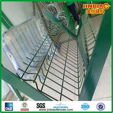 PVC Coated Wire Fence for road