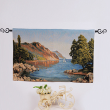 PLUS Traditional Hand Work Tapestry Europe Country Wall Hanging