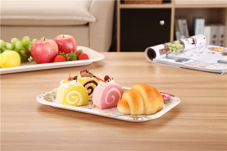 YONGYUE Factory Made Cute Promotion Plastic Fruit Tray