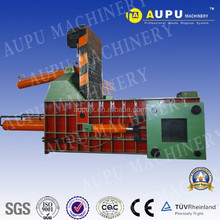 Aupu Brand Y81T-250A horizontal hydraulic scrap steel baler machine