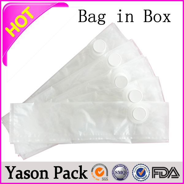 Hot sale new 1L 2L 5L 10L 20L 220L wine bag in box