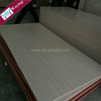 plywood with melamine paper