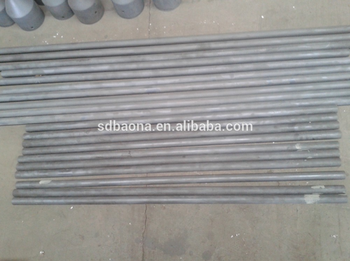 Advanced refractory SISIC Pipes Used in heat exchanging