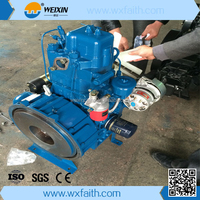 hot sale water cooled single cylinder diesel engine