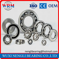 OEM Service WRM Brand Name and Ball Type Car Wheel Deep Groove Ball Bearings