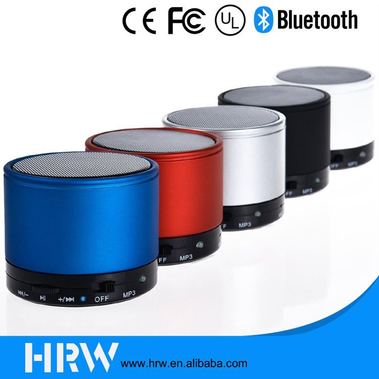 2016 Cheap Price S10 Bluetooth Speaker with Metal Case Shenzhen Factory