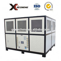water chiller system for perfume