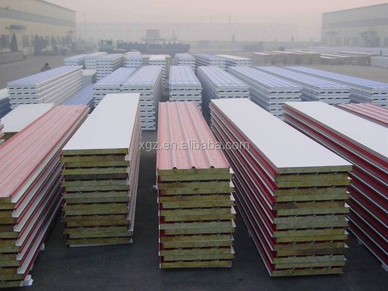 CE,ISO,SGS certified 10 feet sandwich panel container house