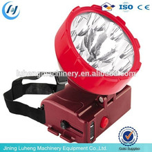 Rechargeable professional LED coal mining cap lamp,cordless mining cap lights