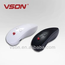 VSON popular laser pen range mini finger mouse laser pointer mouse