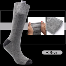 Battery Operated Warming Socks Heated Socks With Charger