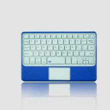 7 inch Consumer Electronics hot wireless bluetooth Toutchpad keyboard for ipad mini with many colors,manufacturer keyboard