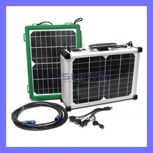 Wild Power Supplier High Capacity Equipment Solar Battery Travel Charging Station
