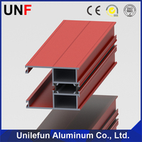 High quality wholesale low profile aluminum door frame