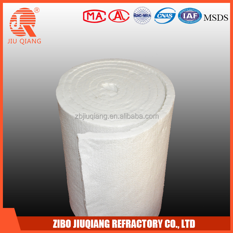 mineral ceramic fiber blanket for insulation 1260