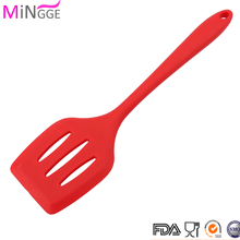 cool Non-Scratch Food Grade Cooking Kitchen Accessory Heat Resistant to 480F Slotted Spatula Turner